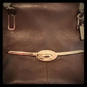 Two Coach purse